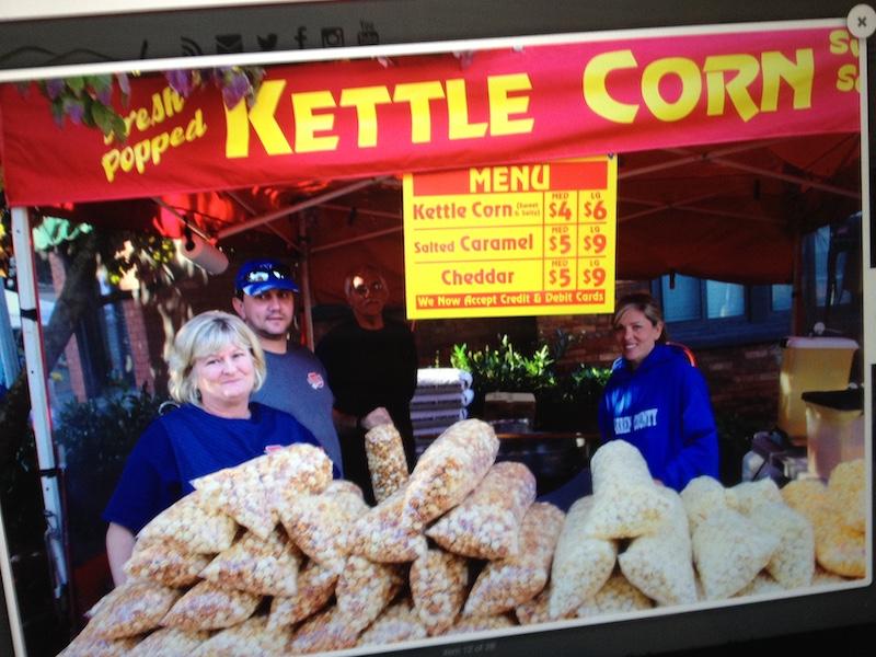 Sparky's Kettle Corn